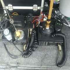 送料込みシンワパーソナル無線機3台セット当時物  価格交渉可能