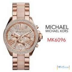 マイケルコース MK6096 ピンクゴールド×クリスタル 新品未使用