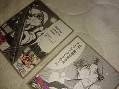 新品、テニスの王子様、ミニ色紙、少年ジャンプ、1円、1スタ
