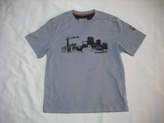 81 男 TIMBERLAND ティンバー Tシャツ S