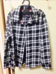 ( ^ ^ )/男女OK♪ チェックシャツ★☆
