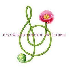 Mr.Children / It's a wonderful world