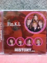 [送料無料・訳アリ] ピンクル(Fin.K.L)HISTORY/ベストオブベスト/イ・ヒョリ