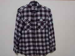 即決USA古着●FADED GLORYチェックデザインネルシャツ!アメカジ・ビンテージ