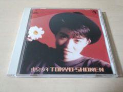東京少年CD「TOKYO-SHONEN」笹野みちる 廃盤●