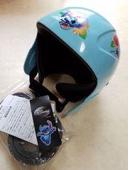 中古☆ステッチ♪Jr.スキー&スノボ♪ヘルメット