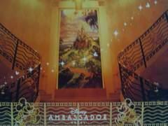 ディズニー アンバサダーホテルポストカード新品AMBASSADOR Hotel