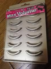 定価1260円 Max Volume Eyelashes NEO 下まつげ 接着剤付き
