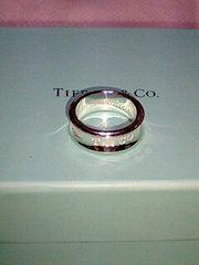 TIFFANY1837コレクションリング13号