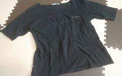 黒のTシャツ Lサイズ 5分袖