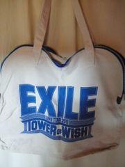 未使用 EXILE LIVE TOUR 2011バッグ
