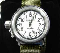 確実本物保証未使用SEALANEシーレーン腕時計SE38
