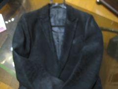 BACK LASH スウェードジャケット