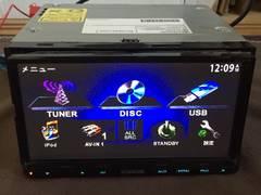 ケンウッド 7型 DVD/CD/USBプレーヤー DDX675 カプラー付