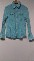 大きいサイズ 23区 長袖シャツ 44