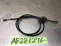 ☆ AF28 スーパーディオ ZX リヤブレーキワイヤー AF27 SR
