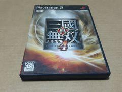 PS2☆真三國無双4☆