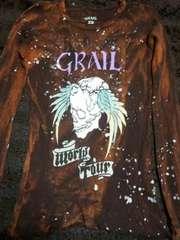 GRAIL グレイル ハワイ購入本物 新品 インポート イラスト