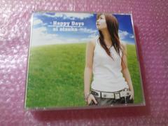 先着1円 大塚愛 Happy Days (DVD付)※同梱不可
