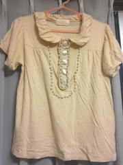 w closet wears incダブルクローゼット★Tシャツ★ベージュ