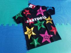 BABYDOLL☆スターTシャツ☆ベビードール 新品