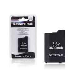 【パッケージ品】PSP2000 PSP3000 大容量バッテリー 電池a