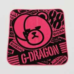 BIGBANG G-DRAGON ジヨン ハンドタオル
