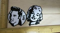 ��1 アイロンワッペン 刺繍