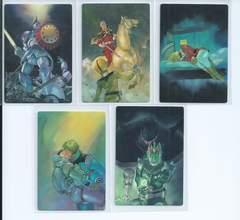 G『ガンダム ジ・オリジン』イラストカードコレクション 10枚組