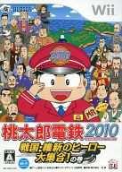 ☆Wiiソフト☆桃太郎電鉄2010 戦国・維新のヒーロー大集合!の巻
