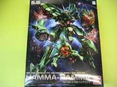 1/100 RE/100 No.007 AMX-103 ハンマ・ハンマ 機動戦士ガンダムZZ