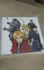 送料込・鋼の錬金術師/ベストコンピレーション CD+DVD
