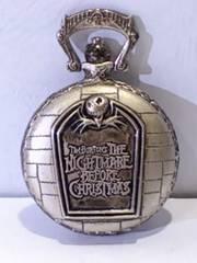 ナイトメア ビフォア クリスマス 懐中時計