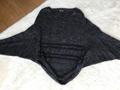 レディース   ドルマンセーター 美品 フリーサイズ