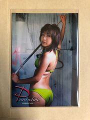 小野真弓 2005 ボム トレカ アイドル グラビア カード 水着 055