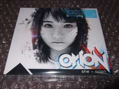 she『ORION』 新品未開封(Lain Trzaska)