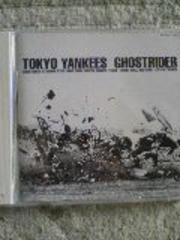 東京ヤンキースTOKYO YANKEES  GHOSTRIDER
