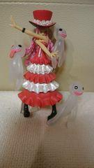 開封!貴重 シークレット!ワンピース アタックモーションズ ペローナ&ホロホロゴースト 赤ドレス