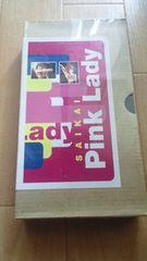 稀少新品ビデオ!ピンクレディー「Pink Lady  再会」☆未DVD化☆