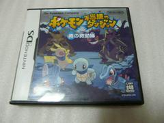 任天堂DSソフト★ポケモン不思議のダンジョン 青の救助隊