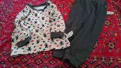 UNIQLO★Mickey★キッズパジャマ★size90