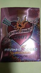 L'Arc〜en〜Ciel またハートに火をつけろ! DVD