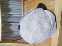 即決★80%off★ランピングユニバース★ロゴ帽子キャップ★48cm