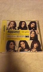 †Happiness†Juicy Love†通常CD1枚入り††