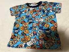 裏表・柄いっぱい☆アンパンマン☆半袖Tシャツ☆95�p