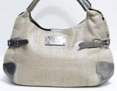ケイトスペード ハンドバッグ グレー系 良品 正規品