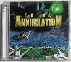 (PC)TOTAL ANNIHILATION☆リアルタイムストラテジー♪