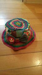 グラグラ  帽子
