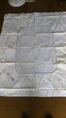 昭和レトロ柄動物柄刺繍要りベビー布団カバー掛け布団カバー
