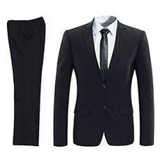 スーツ L ブラック